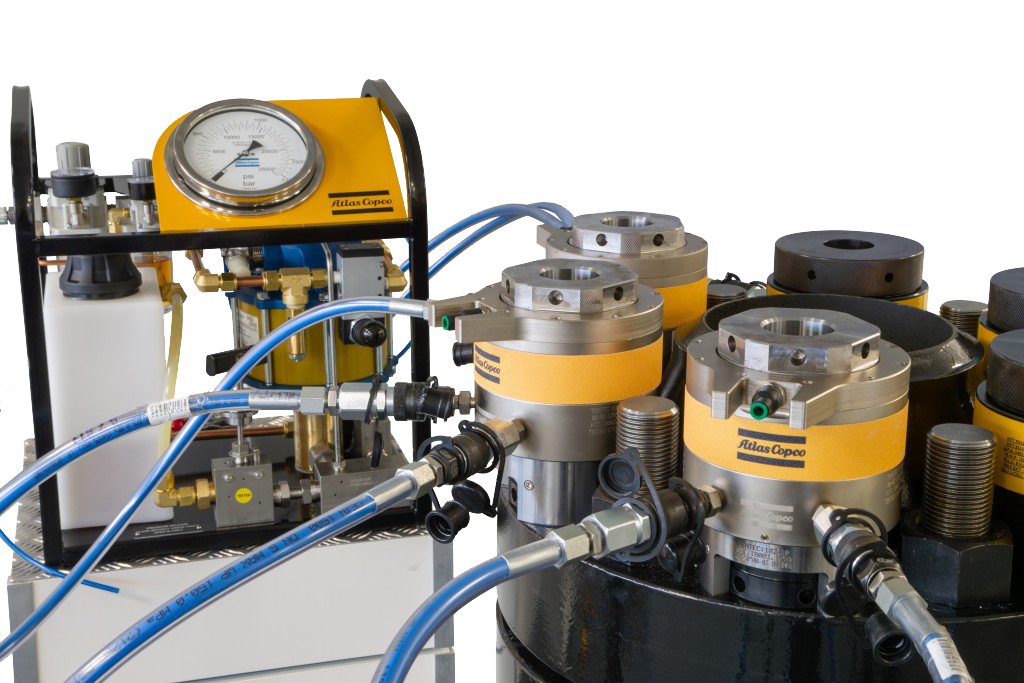 Home Torque Solutions- Hydraulic Torque and Tensioing